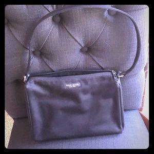 Vintage Kate Spade black handbag evening